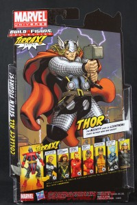 Return of Marvel Legends Wave One Thor Package Back