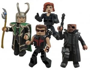Marvel Minimates Avengers TRU Exclusives