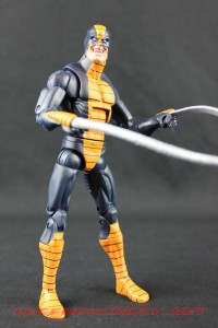 The Return of Marvel Legends Wave One Constrictor