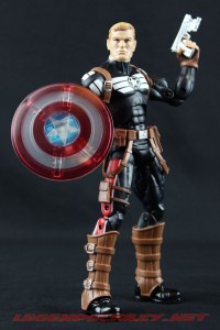 The Return of Marvel Legends Wave One Steve Rogers Variant