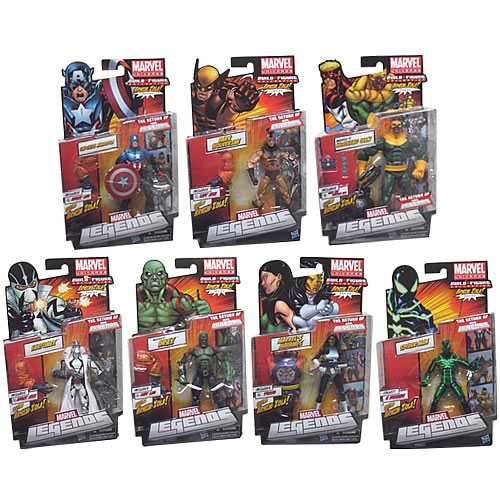 Marvel Legends Wave Two Group