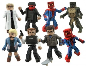 Marvel Minimates Series 46 - The Amazing Spider-Man - TRU Wave