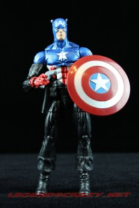 Return of Marvel Legends Wave 2 Heroic Age Captain America 007