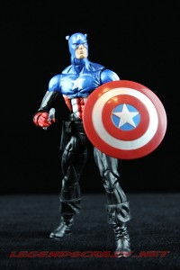 Return of Marvel Legends Wave 2 Heroic Age Captain America 008