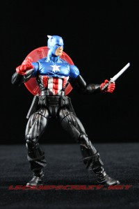 Return of Marvel Legends Wave 2 Heroic Age Captain America 009