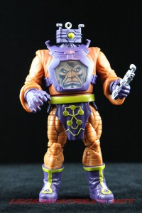 The Return of Marvel Legends Wave Two Arnim Zola Build-a-Figure 006