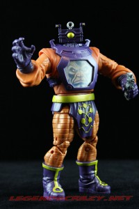 The Return of Marvel Legends Wave Two Arnim Zola Build-a-Figure 007