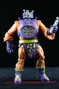 The Return of Marvel Legends Wave Two Arnim Zola Build-a-Figure 008
