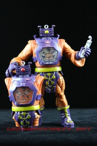 The Return of Marvel Legends Wave Two Arnim Zola Build-a-Figure 010