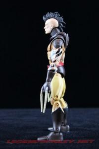 The Return of Marvel Legends Wave Two Dark Wolverine 002