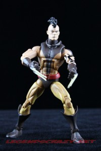 The Return of Marvel Legends Wave Two Dark Wolverine 007