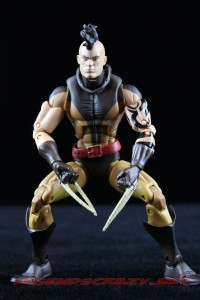 The Return of Marvel Legends Wave Two Dark Wolverine 010