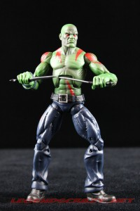 The Return of Marvel Legends Wave Two Drax 007