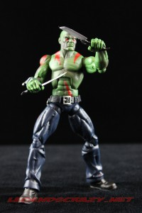 The Return of Marvel Legends Wave Two Drax 009