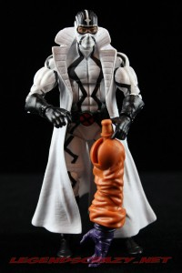 The Return of Marvel Legends Wave Two Fantomex 010