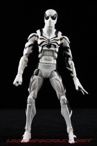 The Return of Marvel Legends Wave Two Spider-Man Future Foundation Variant 001