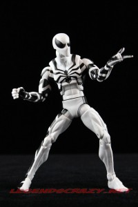 The Return of Marvel Legends Wave Two Spider-Man Future Foundation Variant 006