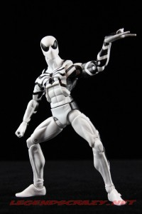 The Return of Marvel Legends Wave Two Spider-Man Future Foundation Variant 007