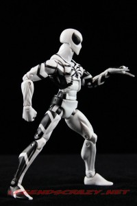 The Return of Marvel Legends Wave Two Spider-Man Future Foundation Variant 011