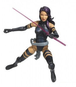 SDCC 2012 Uncanny X-Force Box Set Psylocke