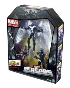 SDCC 2012 Uncanny X-Force Box Set in package