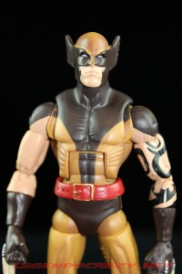 The Return of Marvel Legends Dark Wolverine Masked Variant 005