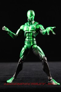 The Return of Marvel Legends Wave Two Big Time Spider-Man 007