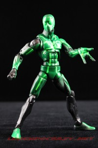 The Return of Marvel Legends Wave Two Big Time Spider-Man 008