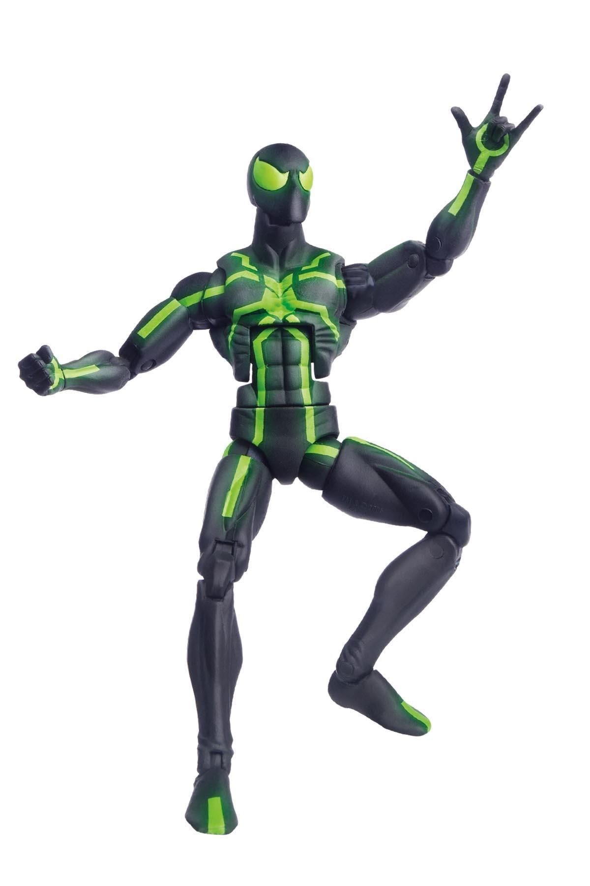 The Return of Marvel Legends Wave Two Big Time Spider-Man - LegendsCrazy.net